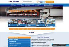 Разработка сайта для компании MW PARTNERS